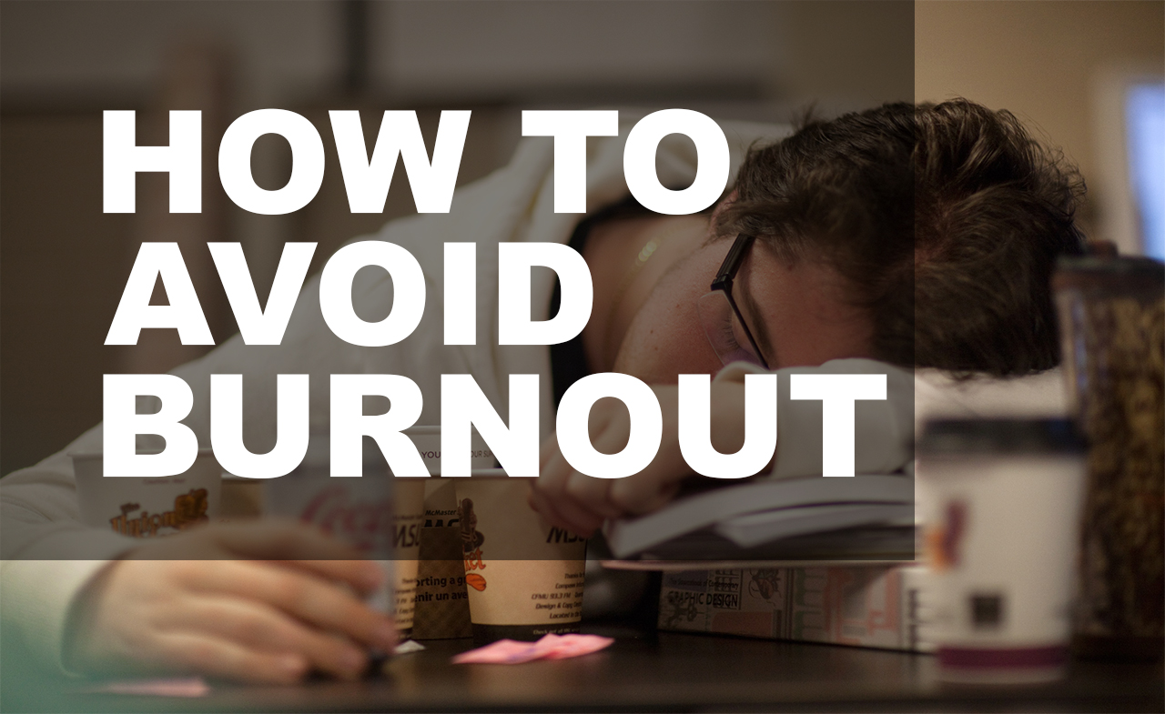 Tips To Prevent Burnout / 5 To Thrive Fridays